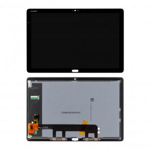 Дисплей Huawei MediaPad M5 Lite 10 (BAH2-L09, BAH2-W19), с тачскрином, Original PRC, Black
