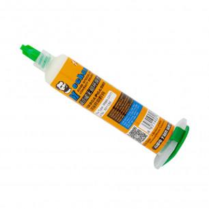 Флюс-паста Mechanic RMA-UV11 10 гр. в шприце (без содержания галагенов)