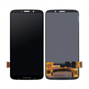 Дисплей Motorola XT1929 Moto Z3 Play, с тачскрином, Original PRC, Black