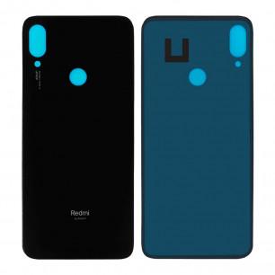 Задняя крышка Xiaomi Redmi Note 7, Black