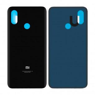 Задняя крышка Xiaomi Mi 8, Black