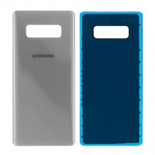 Задняя крышка Samsung N950 Galaxy Note 8, Silver