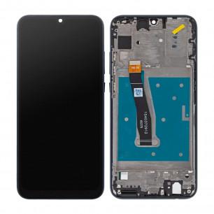 Дисплей Huawei Honor 10 Lite (HRY-LX1), Honor 10i (HRY-LX1T), с тачскрином, с рамкой, High Copy, Black