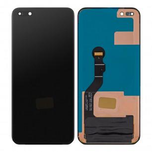 Дисплей Huawei P40 Pro, с тачскрином, Original, Black