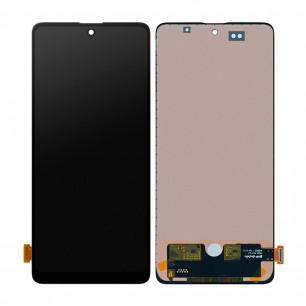 Дисплей Samsung M515 Galaxy M51, с тачскрином, INCELL, Black