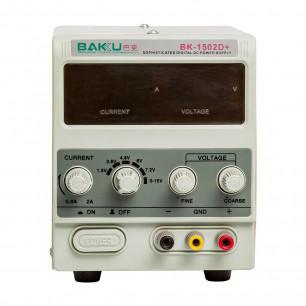 Блок питания Baku 1502D+ RF 2A