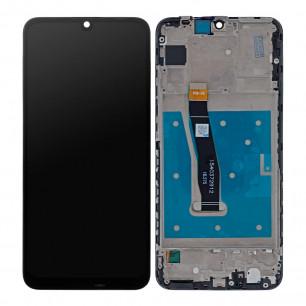 Дисплей Huawei P Smart 2019 (POT-LX3, POT-LX1, POT-AL00), с тачскрином, с рамкой, High Copy, Black