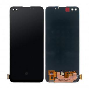 Дисплей Oppo Reno 4, с тачскрином, Original PRC, Black