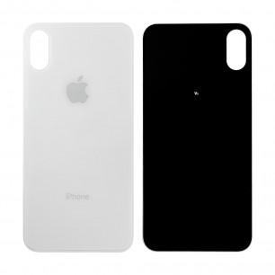 Задняя крышка Apple iPhone X, для замены без разборки корпуса, White