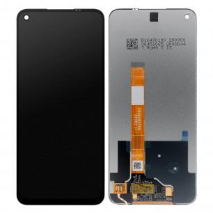 Дисплей Oppo Realme 6, с тачскрином, Original PRC, Black
