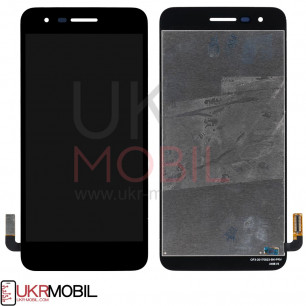Дисплей LG K8 2018 SP200, K9 2018 X210V, с тачскрином, Black