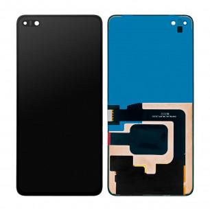 Дисплей Huawei P40, с тачскрином, Original, Black