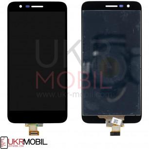 Дисплей LG K10 2018, K11 2018 (X410), с тачскрином, High Copy, Black