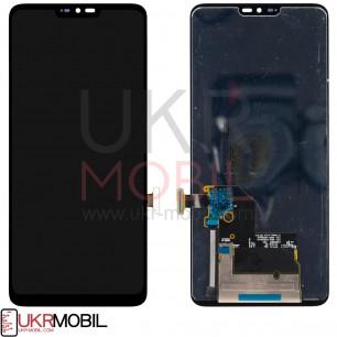 Дисплей LG G710 G7 ThinQ, с тачскрином, Original PRC, Black