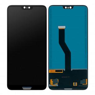 Дисплей Huawei P20 Pro (CLT-L29, CLT-L09), с тачскрином, TFT, Black