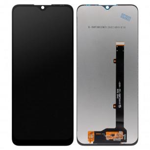 Дисплей ZTE Blade V2020 Smart, с тачскрином, Original PRC, Black