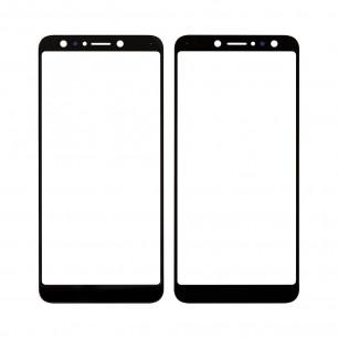 Стекло дисплея Asus Zenfone 5 Lite, ZC600KL, Black