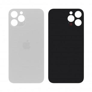 Задняя крышка Apple iPhone 12 Pro, большой вырез под камеру, White