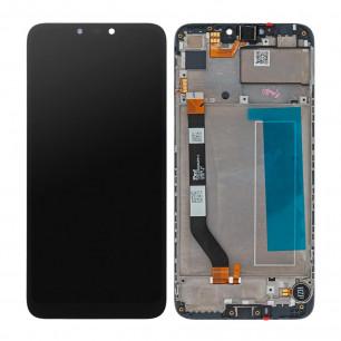 Дисплей Asus ZenFone Max M2 ZB633KL, с тачскрином, с рамкой, Original PRC, Black