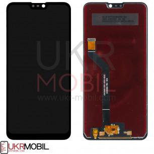 Дисплей Asus Zenfone Max Pro M2 ZB631KL, с тачскрином, Black