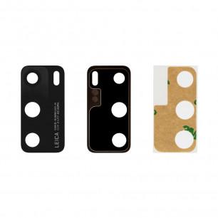 Стекло камеры Huawei P40 (ANA-AN00, ANA-TN00, ANA-NX9), Black