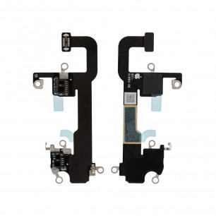 Шлейф Apple iPhone XS, Wi-Fi антенны, с компонентами, Original PRC