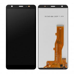 Дисплей ZTE Blade A5 2019, с тачскрином, Original PRC, Black