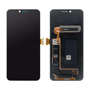 Дисплей LG G8 ThinQ G820, с тачскрином, Original PRC, Black