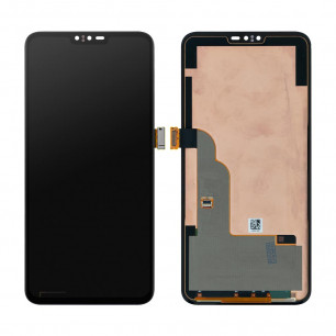 Дисплей LG V50 ThinQ V500N, с тачскрином, Original PRC, Black