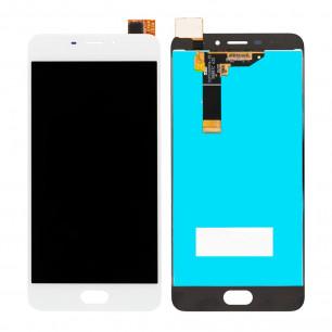 Дисплей Meizu M6 M711H, с тачскрином, High Copy, White
