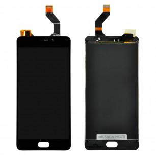 Дисплей Meizu M6 Note M721H, с тачскрином, High Copy, Black