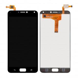 Дисплей Asus ZenFone 4 Max Pro ZC554KL (X00iD), с тачскрином, High Copy, Black