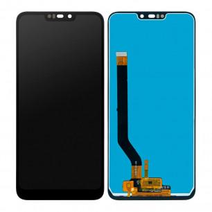 Дисплей Asus ZenFone Max M2 ZB633KL, с тачскрином, Original PRC, Black