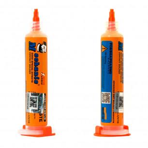 Флюс-паста Mechanic MCN-UV10 10 гр. в шприце (без содержания галагенов)