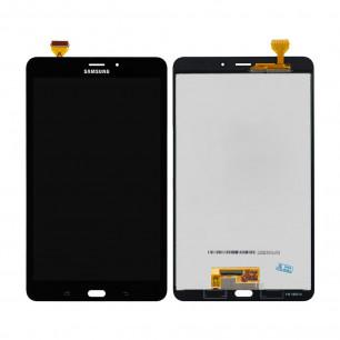 Дисплей Samsung T385 Galaxy Tab A 8.0 LTE, с тачскрином, Original PRC, Black