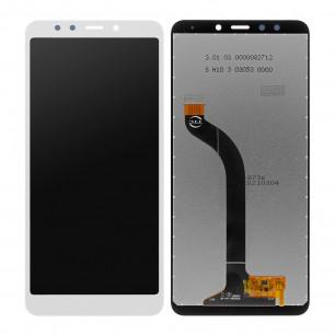 Дисплей Xiaomi Redmi 5, с тачскрином, Original PRC, White