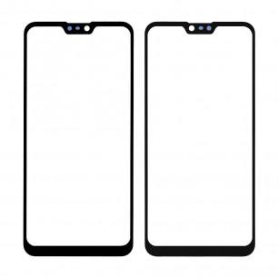Стекло дисплея Asus Zenfone Max Pro M2 ZB631KL, Black