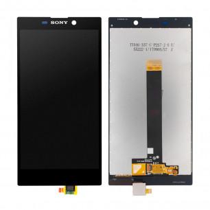Дисплей Sony H4311 Xperia L2, с тачскрином, Black