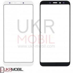 Стекло дисплея Xiaomi Mi A2, Redmi 6x, White