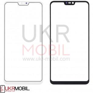 Стекло дисплея Xiaomi Mi 8 Lite, White