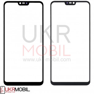 Стекло дисплея Xiaomi Mi 8 Lite, Black