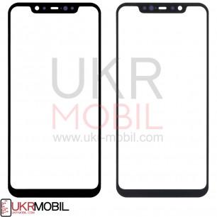 Стекло дисплея Xiaomi Mi 8, Black