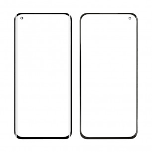 Стекло дисплея Xiaomi Mi 11, Original, Black