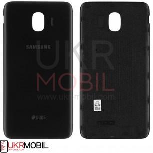 Задняя крышка Samsung J400 Galaxy J4 2018, High Copy, Black