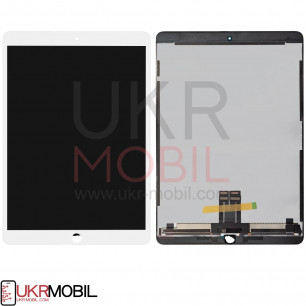 Дисплей Apple iPad Pro 10.5 (A1701, A1709, A1852), с тачскрином, Original, White