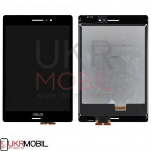 Дисплей Asus ZenPad S 8.0 Z580, с тачскрином, Black