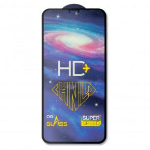 Защитное стекло Apple iPhone 11, Pro-Flexi HD Full Glue, Black