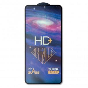 Защитное стекло Apple iPhone XS Max, Pro-Flexi HD Full Glue, Black