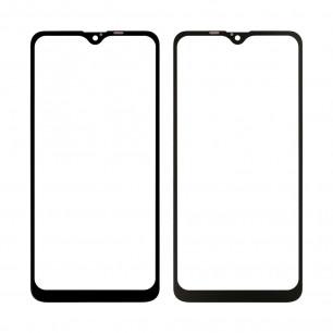 Стекло дисплея Samsung A107 Galaxy A10s, Original, Black