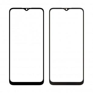Стекло дисплея Samsung A025 Galaxy A02s, M025 Galaxy M02s, Original, Black